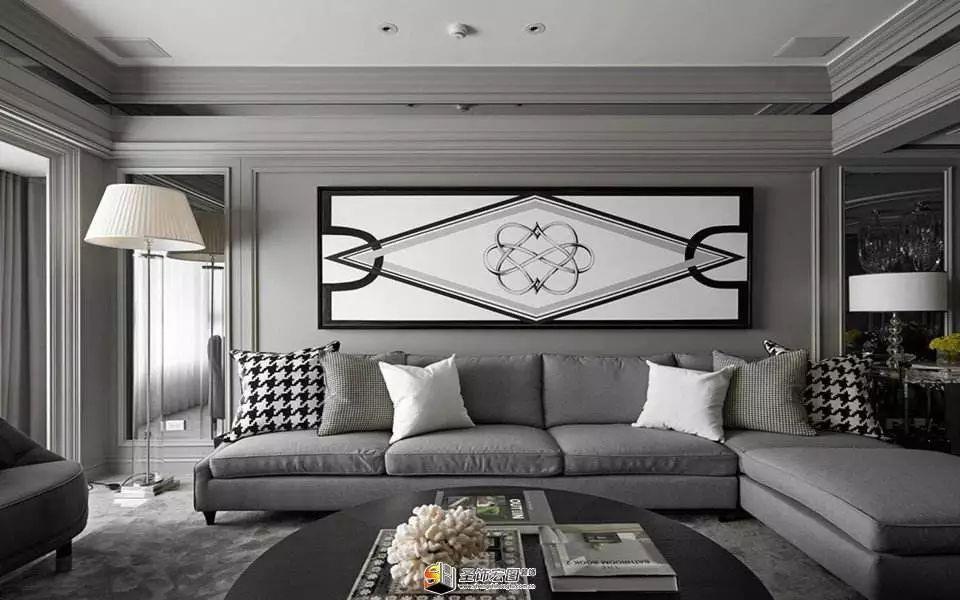 灰色沙发配什么颜色的茶几 客厅沙发颜色怎样挑选